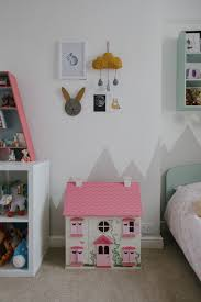 Mint And Grey Bedroom by A Mint Girls Bedroom With Touches Of Grey Pink U0026 Mustard