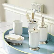 Contemporary Bathroom Accessories Uk - fluted ceramic bath accessories traditional bathroom accessories