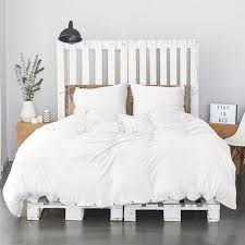 Organic Cotton Duvet Cover Duvet Cover In Premium And Soft Jersey In Organic Cotton Kalani Home
