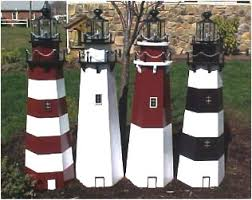 lawn lighthouse plans the lighthouse