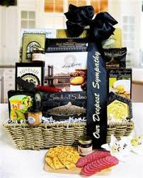 condolence baskets in remembrance sympathy gift basket send them your deepest