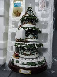 Animated Christmas Tabletop Decorations by