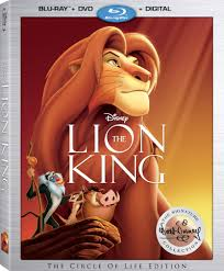 blu ray review lion king walt disney signature collection