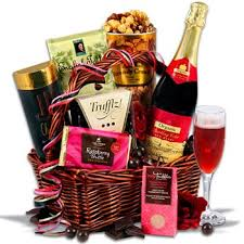 non food gift baskets to indulge non alcoholic gift basket by amerigiftbaskets