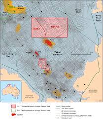 petrel sub basin offshore petroleum exploration acreage release