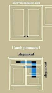 alignment template for cabinet hardware cabinet hardware placement cabinet hardware placement guide sticky