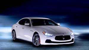 white maserati sedan discover the all new maserati ghibli youtube
