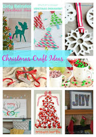 20 christmas craft ideas link party features i heart nap time
