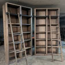 Barnwood Bookshelves by Barnwood Bookshelves By Olegahg Lumberjocks Com Woodworking