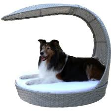 Pet Chaise Outdoor Hooded Dog Chaise Lounge U0026 Reviews Allmodern