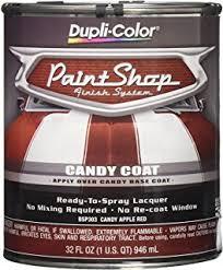 amazon com 144 restoration shop color chart auto car paint chips