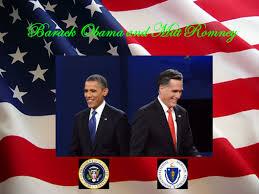 Barack Obama Flag Barack Obama And Mitt Romney Who Are They Barack Obama