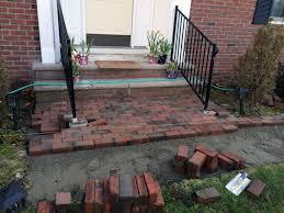 brick walkway fixed branchburg nj
