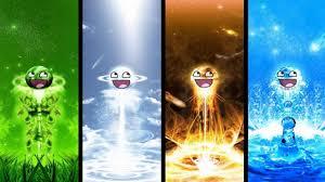 rainbow elemental smiley face wallpaper youtube