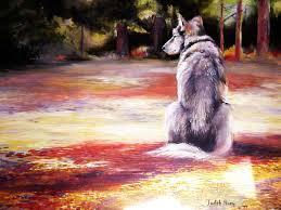 artist judith huey