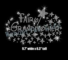 fairy grandmother free shipping 20pcs lot fairy grandmother pixie dust wand hot fix