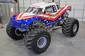bigfoot the monster truck news u2013 ppg the official paint of team bigfoot bigfoot 4 4 inc