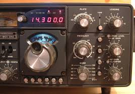 the yaesu ft 901 and ft 902 present by fox tango international