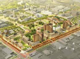transformation of osu u0027s north campus begins columbusunderground com