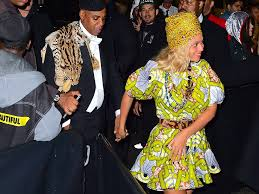 spotted beyonce and jay z and their coming to america halloween