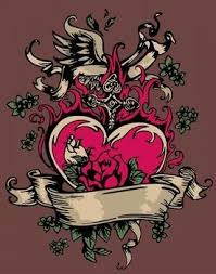8 best my heart tattoo designs board images on pinterest heart