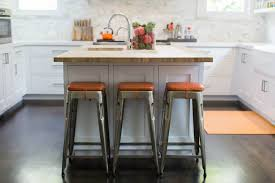 kitchen island with butcher block top island with butcher block top transitional kitchen benjamin butchers