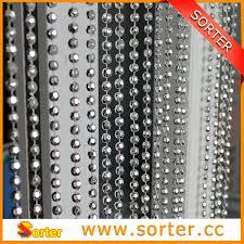 plastic bead curtains for door curtain room divider buy plastic
