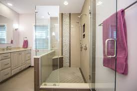 showers bathroom design small simple tile excerpt master layouts