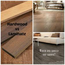 Laminate Flooring Comparison Hardwood Floors Vs Laminate Floors Which One Should You Choose