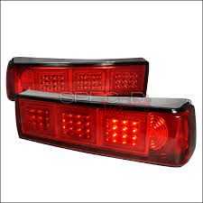 mustang led tail lights fox body mustang owners rejoice newly released custom led custom