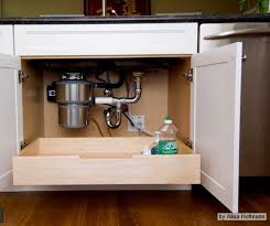 sink cabinets for kitchen roll out drawer under kitchen sink roll out drawer in base cabinets