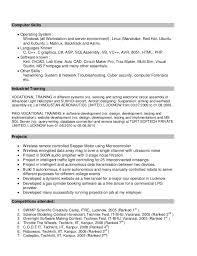 Sample Resume Computer Skills by Sample Resume