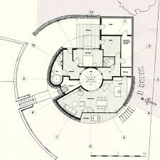 Haus Grundriss Baarß Löschner Freie Architekten Erdhügelhaus Meißen