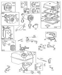briggs and stratton 130212 3245 01 parts diagram for mufflers