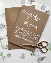 Invitation Graduation Cards Handmade Graduation Card From Www Etsy Com Shop Bearandbeyond