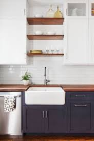 Kitchens With White Cabinets And Black Countertops by 25 Best Butcher Block Countertops Ideas On Pinterest Butcher