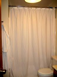 How To Make Curtains Longer Tutorial How To Make A Striped Shower Curtain Welcome To Heardmont