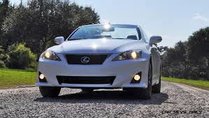 lexus is250 f sport awd review road test review 2014 lexus is350c f sport convertible coupe