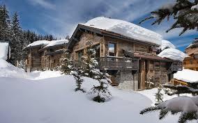 luxury ski chalet le petit palais courchevel 1850 france