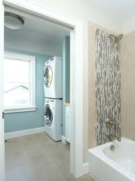 painted laundry room houzz