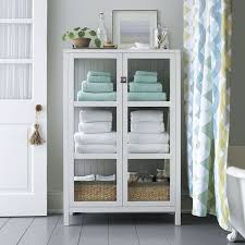 Towel Storage Cabinet Fascinating Bathroom Towel Storage Cabinet 26335 Home Design