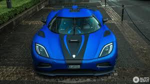 koenigsegg agera blue koenigsegg agera r 2013 4 july 2016 autogespot