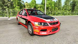 mitsubishi evo modded mitsubishi lancer evolution ix 2006 for beamng drive