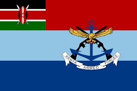 Army Ranger Flag Kenya Defence Forces Wikipedia