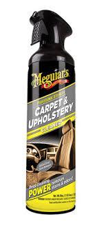 carpet upholstery meguiars carpet upholstery cleaner