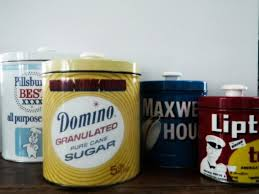 vintage kitchen canister sets tin kitchen canister sets vintage retro metal tin kitchen canister