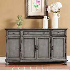 credenza table august grove giulia 3 drawer credenza reviews wayfair