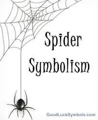spider symbolism spider superstition spider legend