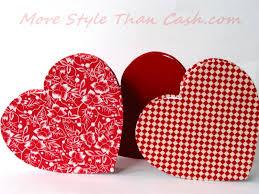 make heart shaped box for valentine u0027s
