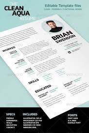 A Simple Resume Example by 92 Best Cv Images On Pinterest Resume Ideas Resume Templates